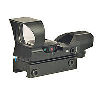 Прицел голографический 1x22x33 Weaver (21мм.) Auto Dot, Коллиматор