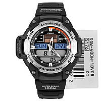 Часы Casio SGW-400H-1B, фото 1