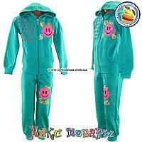 Детские спортивные костюмы для девочек от 2 до 6 лет (4636-3)