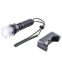 Підводний ліхтар Police 8760-T6 з акумулятором