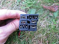 Штекер електропроводки 7M0937632 Sharan, Alhambra, Galaxy, фото 1