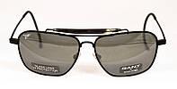 Мужские солнцезащитные очки Gant by Michael Bastian GS MB Navi BLK линзы из стекла!