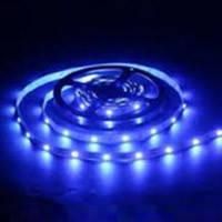 Светодиодная лента SMD 5050 30 LED/m IP20, Синяя