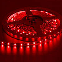 Светодиодная лента SMD 5050 30 LED/m IP20, Красная, фото 1