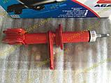 Амортизатор заз 1102- 1103 таврия славута передний левый Агат красный спорт, фото 3