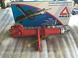 Амортизатор заз 1102- 1103 таврия славута передний левый Агат красный спорт, фото 5