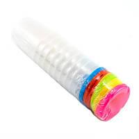 Стакан-непроливайка пластиковая одинарная Атлас