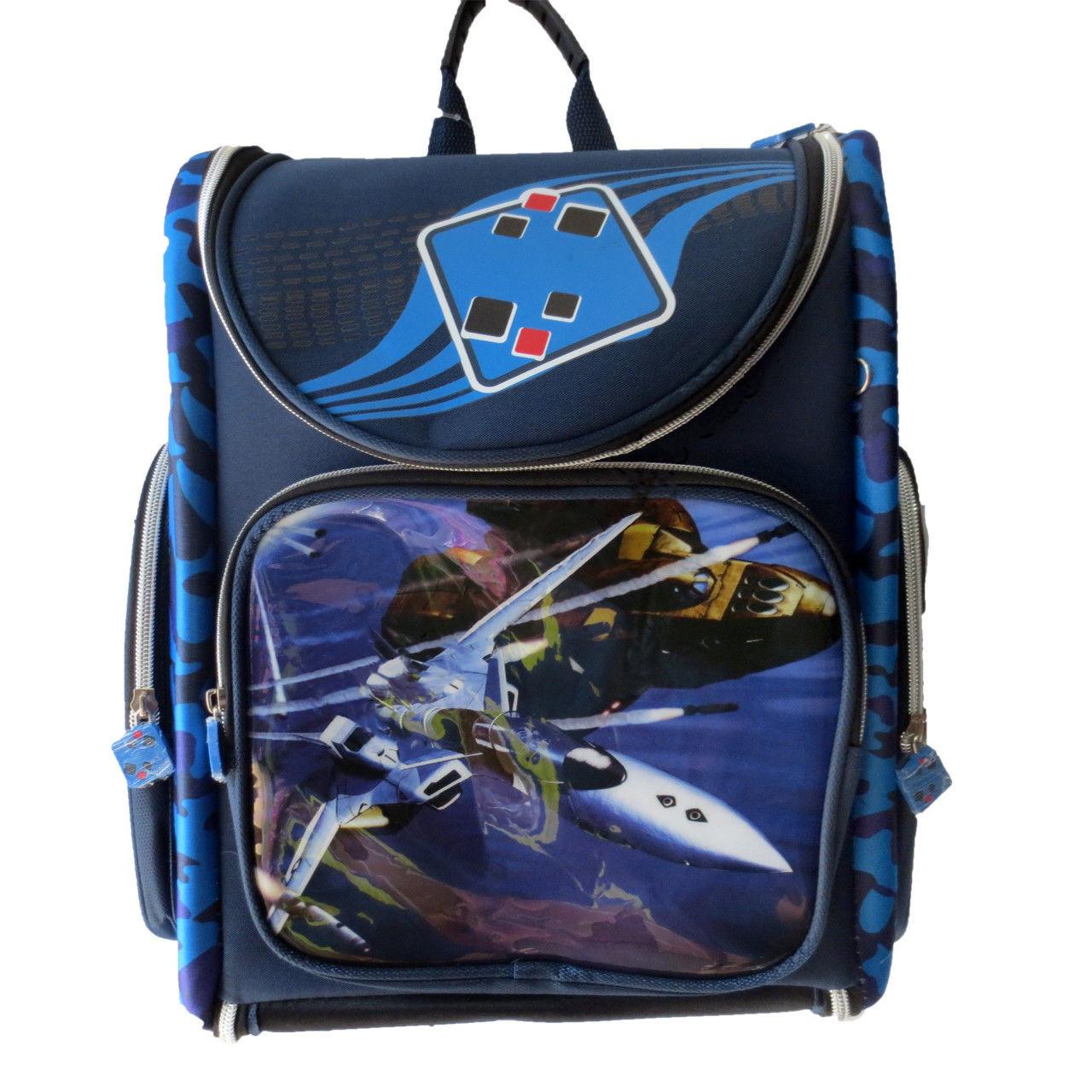 6ee0e97c8699 Отличный школьный рюкзак для мальчика. Ортопедическая спинка. Стильный  дизайн. Хорошее качество. Код: КДН555