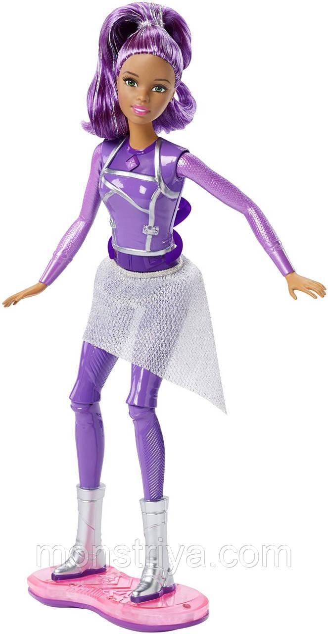 """Кукла Барби на музыкальном ховерборде из м/ф """"Барби: Звездное приключение"""""""
