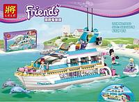 """Конструктор Bela 79163 Friends/Подружки """"Путешествие с дельфинами"""" (618 дет) KK"""