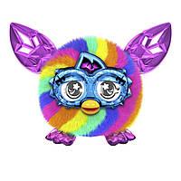 Ферби малыш ферблинг радужный кристальный Furby Furblings Creature Plush, Rainbow, фото 1