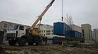 Перевозка вагончиков, строительных бытовок, ларьков, киосков, фото 1