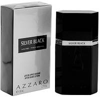 Azzaro Silver Black 100ml мужская туалетная вода (оригинал)