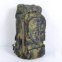 Туристический рюкзак Kabaonu 75L - комуфляжный