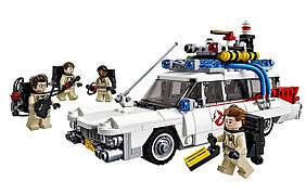 LEGO Автомобиль охотников за привидениями Экто-1 Ghostbusters Ecto-1 21108
