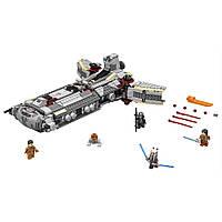 LEGO Звездные воины Боевой фрегат повстанцев Star Wars Rebel Combat Frigate 75158