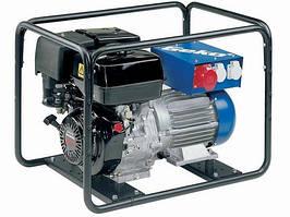 Бензиновый генератор 4400ED-A_HHBA GEKO трехфазный асинхронный