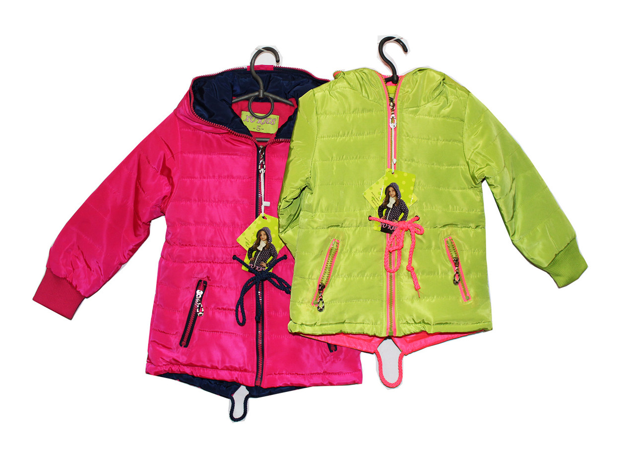 Куртка осенняя девочке. P - 91