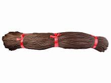 Тонкий шнур коричневый 435 метров