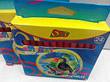 """Олівці кольорові воскові (24 кольори), ТМ """"Olli"""", фото 3"""
