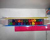 """Олівці кольорові воскові (24 кольори), ТМ """"Olli"""", фото 4"""