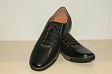 Туфли мужские черные 40-45 р Meko Melo арт 6292-05 .