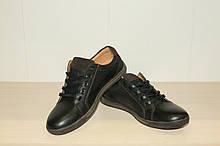 Туфли мужские черные 43,45 р SG  арт 308-2.