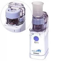 Ингалятор ультразвуковой, электронно-сетчатый NE-U22 Micro AIRCompact (Omron, Япония)