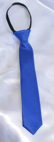 Детский галстук Индиго, фото 2