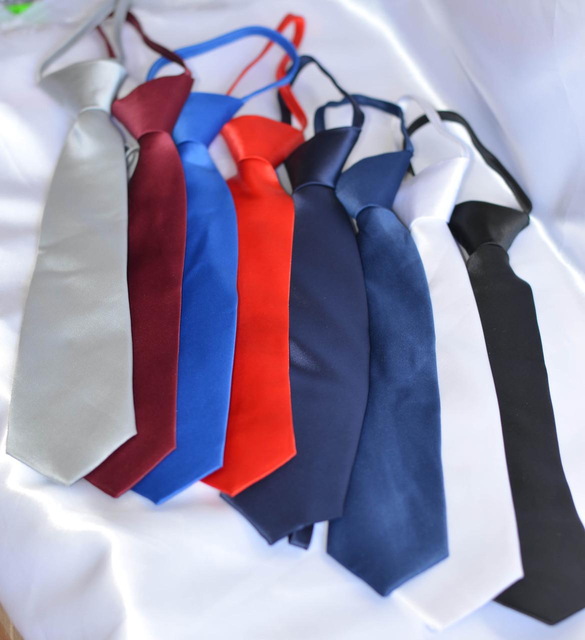 Детский галстук Микс