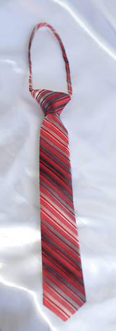 Детский галстук Кнопка , фото 2