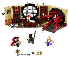 LEGO Супер герои Святая Святых Доктора Стрэнджа Marvel Super Heroes Doctor Strange's Sanctum Sanctorum 76060