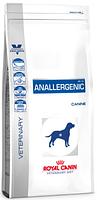 Корм для собак Royal Canin Anallergenic - диета  при пищевой аллергии , 3 кг