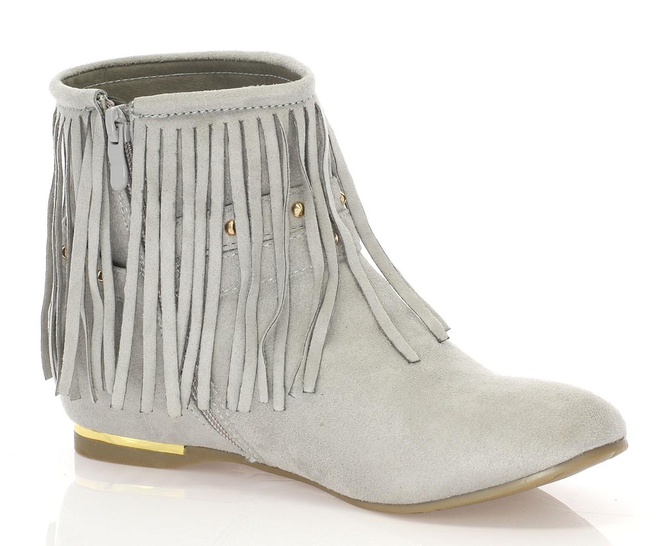Женские ботинки Clementine grey