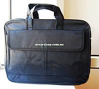 Мужская сумка для документов А-4. Мужской портфель. СП44
