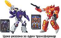 Сентинел Прайм и Автобот Инфинитус Войны Титанов Вояджер Hasbro B7769 (B7769)