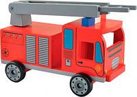 Машинка пожарная машина, Мир деревянных игрушек Д302 (Д302)