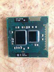 Процесор Intel Core i5-460M 3M 2,8GHz SLBZW Socket G1/rPGA988A