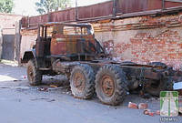Принимаем военные грузовые автомобили на лом