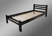 Кровать Классика (сосновый щит)