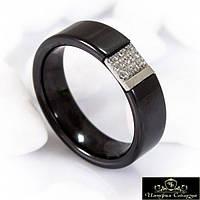 Кольцо керамическое «Роскошное II»