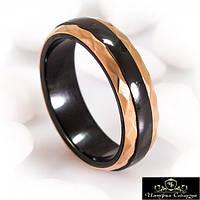 Кольцо керамическое «Роскошное IX»