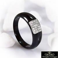 Кольцо керамическое «Роскошное XV»
