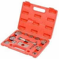 Съёмник тормозных цилиндров дисковых тормозов Alloid НС-4019 12 предм. (НС-4019 (10))