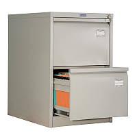 Шкаф картотечный металлический Практик AFC-02 для документов А4 (AFC-02)