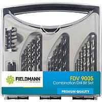 Набор сверл и бит Fieldmann FDV 9005 2, 3, 4, 5, 6, 8, 10 мм 23шт (FDV9005)