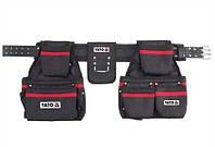 Ремень с карманами для гвоздей и инструм. YT-7400 YATO