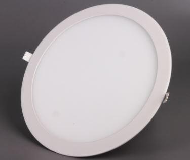 Світлодіодна тонка панель PD120W24K0 врізний світильник 24 Вт 4000К 1850лм  7513