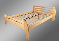 Кровать Нова сп.м. 900*2000 (сосновый щит)
