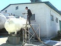 Теплоизоляция пенополиуретаном в промышленном строительстве